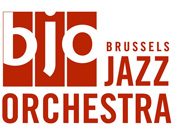 Brussels Jazz Orchestra - BJO (logo anno 2004)