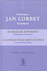 Huldeboek Jan Corbet / Hommage à Jan Corbet