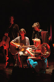 Jan Cannaerts Quartet