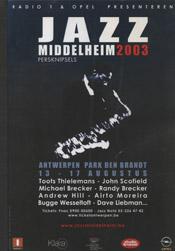Jazz Middelheim 2003