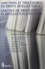 Sancties en procedures in intellectuele rechten