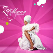 Zap Mama - ReCreation (cd hoes)