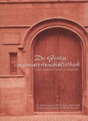 De Gentse Conservatoriumbibliotheek