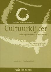 Cultuurkijker - Cultuurparticipatie in breedbeeld