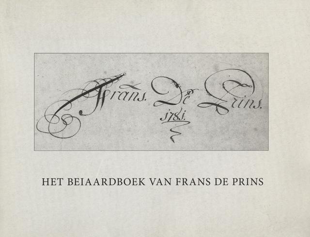 Het beiaardboek van Frans De Prins