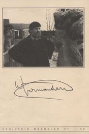 Willem Vermandere beeldhouwer