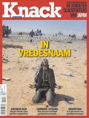 Knack cover (23 maart 2011)