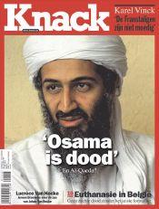 Knack cover (4 mei 2011)