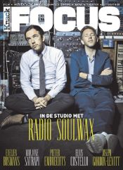 Knack cover (09 november 2011) Radio Soulwax