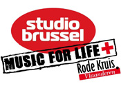 Music for Life / Studio Brussel logo