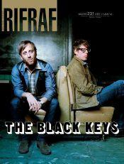 RifRaf #231 cover (december 2011)