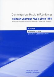 Contemporary Music in Flanders VII