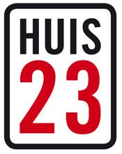 Huis 23 (logo staand)