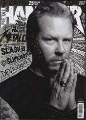Metal Hammer #230 (cover mei 2012)