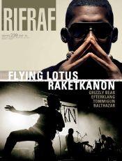 RifRaf #239 (cover oktober 2012)