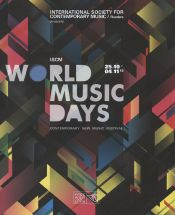 ISCM World Music Days 2012