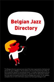 Belgian Jazz Directory 2013