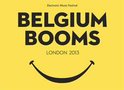 belgium booms london