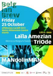 Belgian Brew - Womex Cardiff 2013