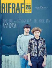 RifRaf #254 (cover april 2014)