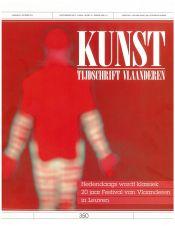 Kunsttijdschrift Vlaanderen nr 350