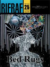 RifRaf #261 (cover december 2014)