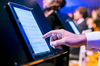 digitale partituur
