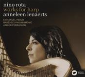 Nino Rota - Works for harp
