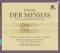 Händel George Friedrich - Messiah